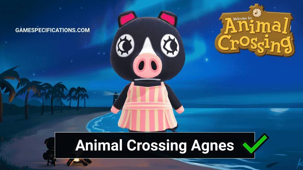 Agnes Animal Crossing