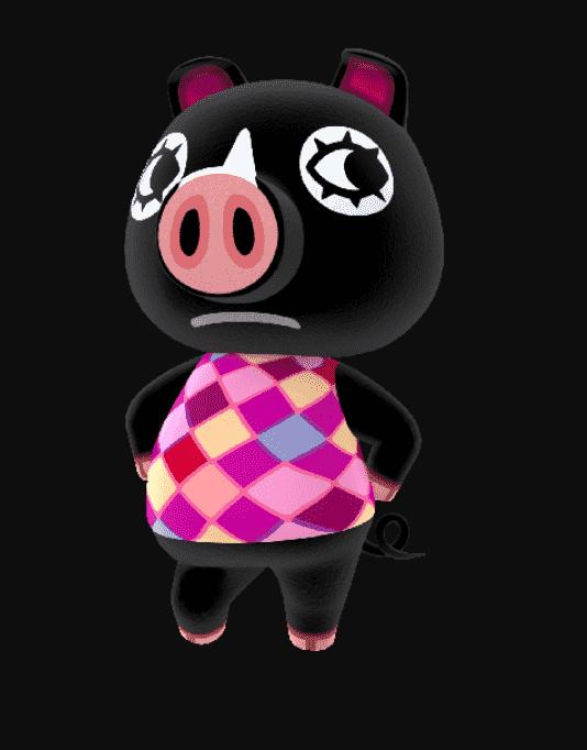 Agnes Animal Crossing - Biography