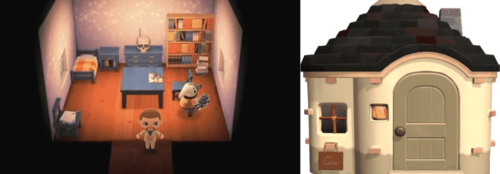 Animal Crossing Antonio House New Horizons