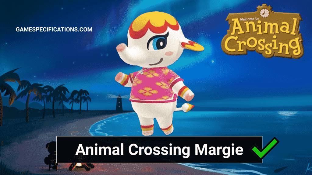 Animal Crossing Margie