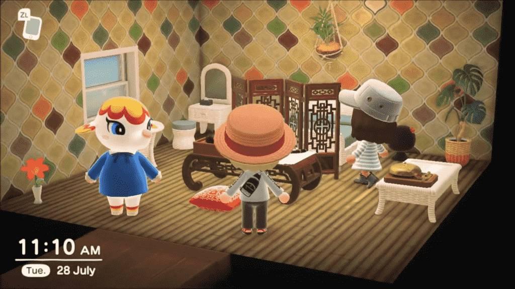 Animal Crossing Margie Appearance