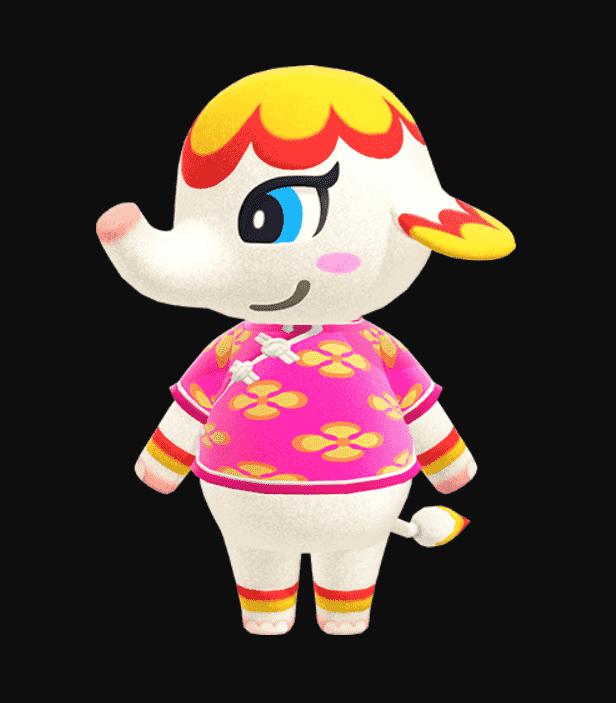 Animal Crossing Margie Bio
