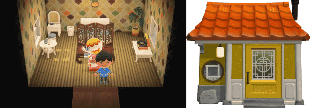 Animal Crossing Margie House New Horizons