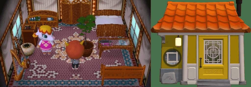 Animal Crossing Margie House New Leaf