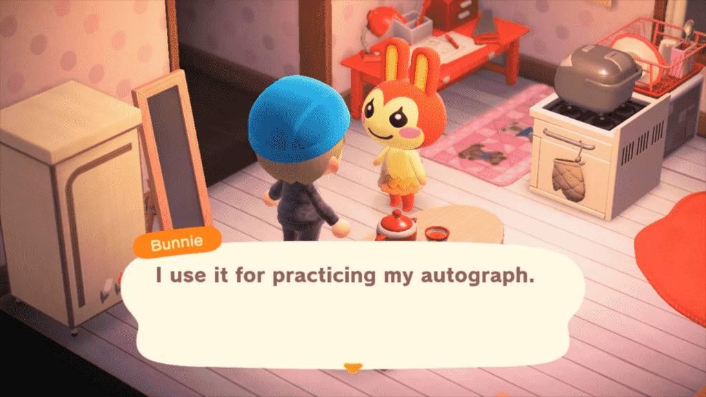 Bunnie Animal Crossing Appearance