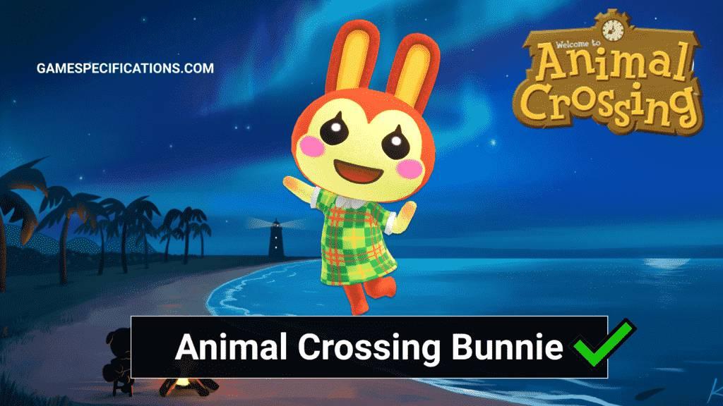 Bunnie Animal Crossing
