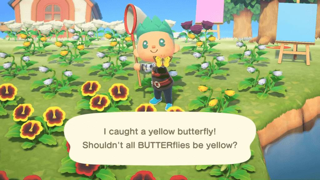 Nature Day Rewards in Animal Crossing