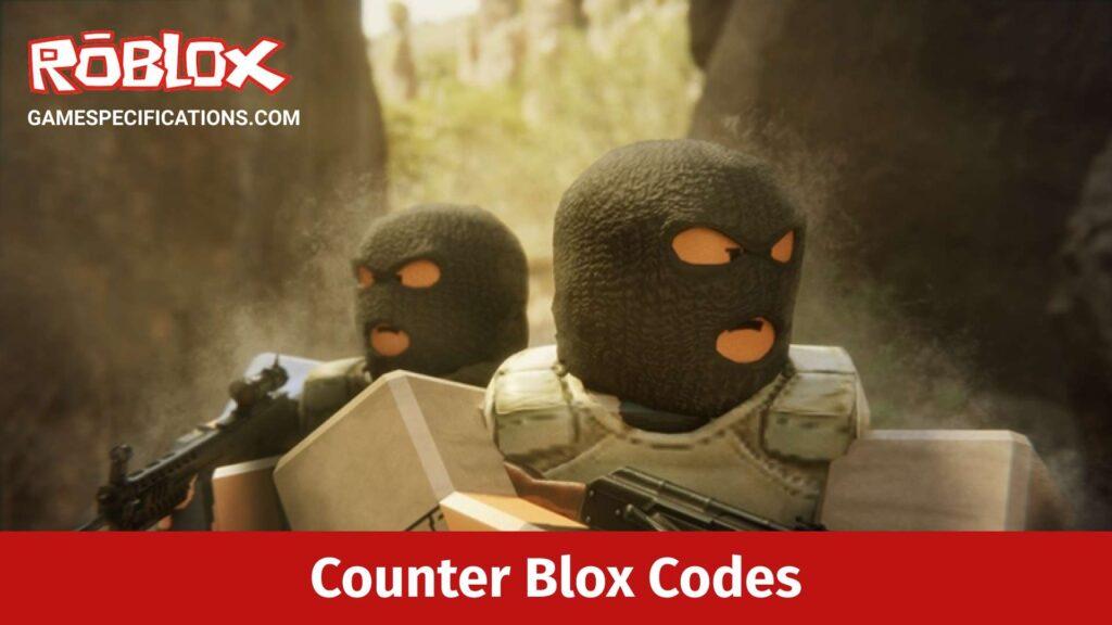Counter Blox Codes