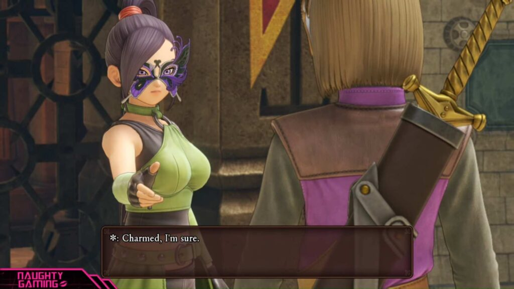 Dragon Quest 11 Jade - Appearance