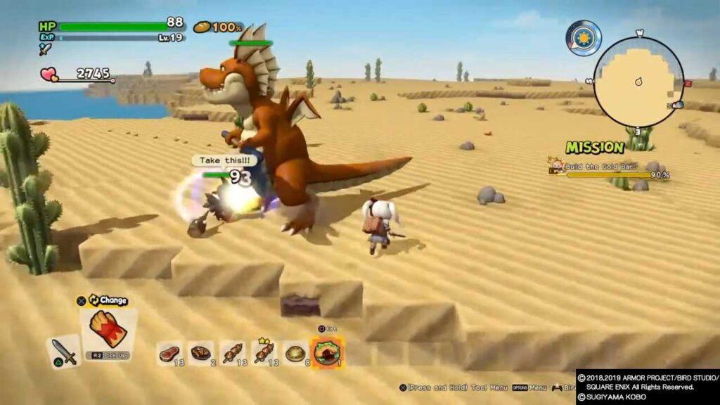 Super Strong Monsters Tyrantosaurus (Oasis)