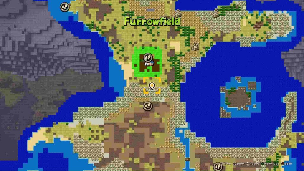 Dragon Quest Builder 2: Puzzles of Furrowfield