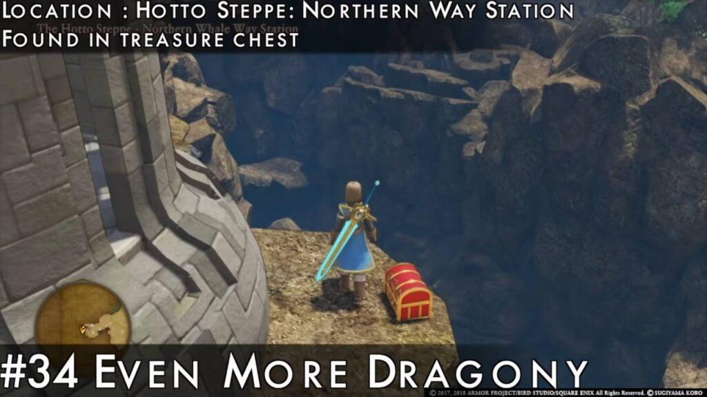 Dragon Quest XI Recipe