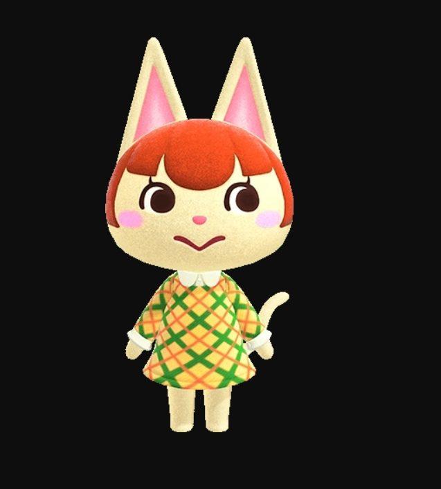 Animal Crossing Felicity