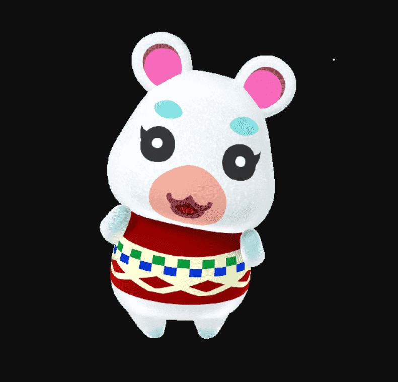 Flurry Animal Crossing - Bio