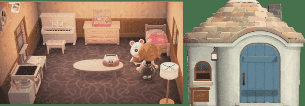 Flurry Animal Crossing - House New Horizons