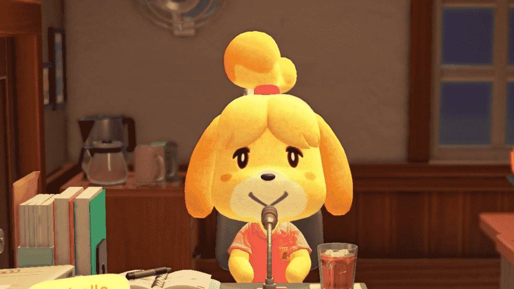Isabelle Animal Crossing Appearance
