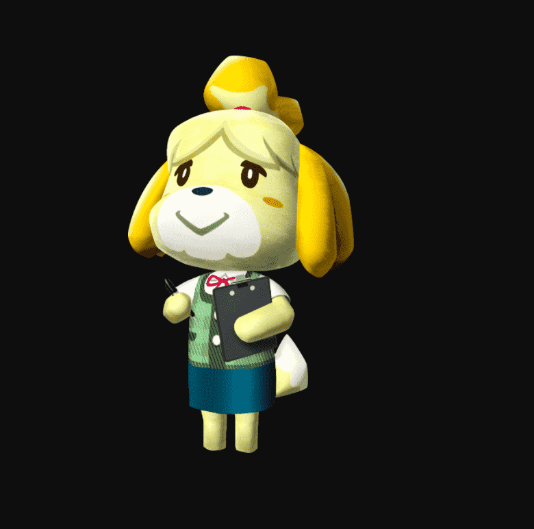 Isabelle Animal Crossing Bio