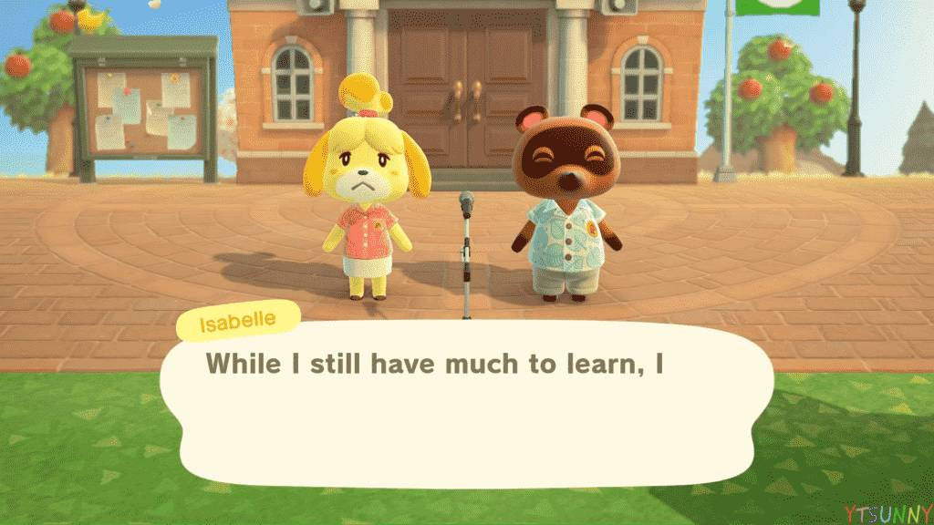 Isabelle Animal Crossing Personality