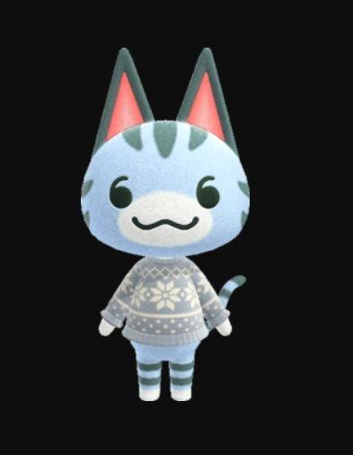 Animal Crossing Lolly