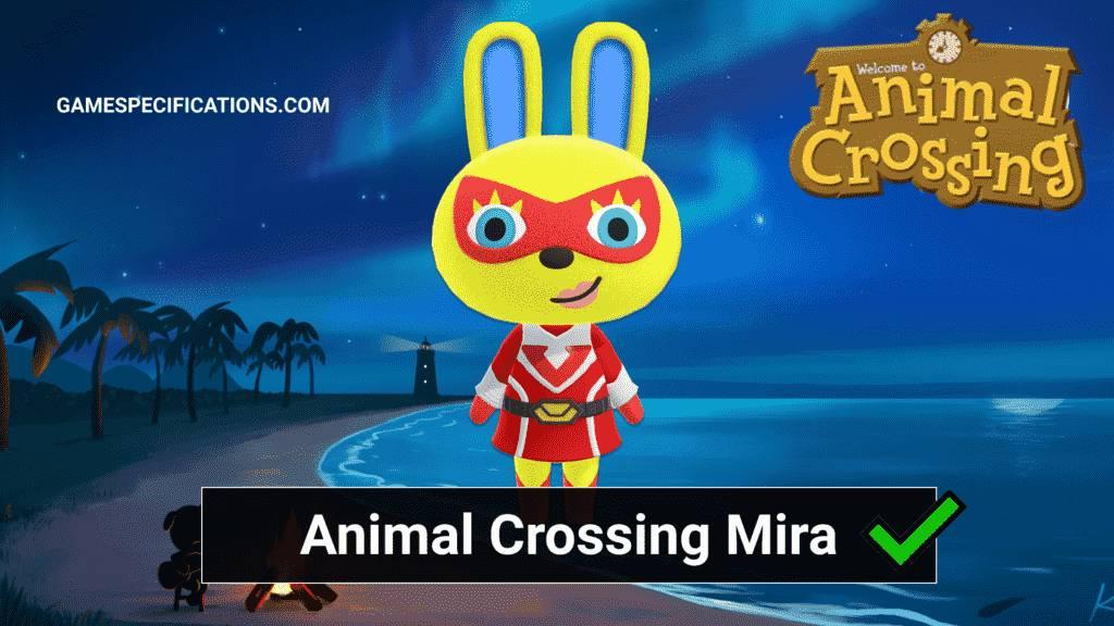 Mira Animal Crossing