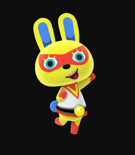 Mira Animal Crossing Bio