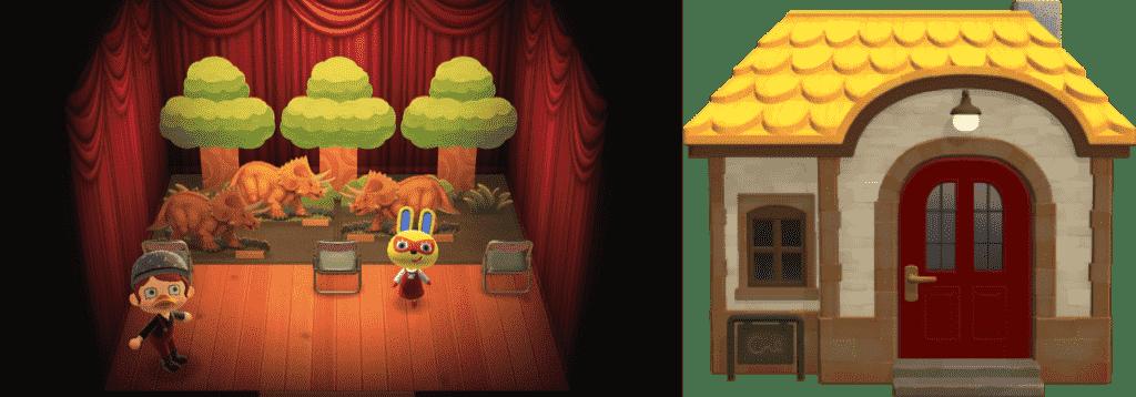Mira Animal Crossing House New Horizons