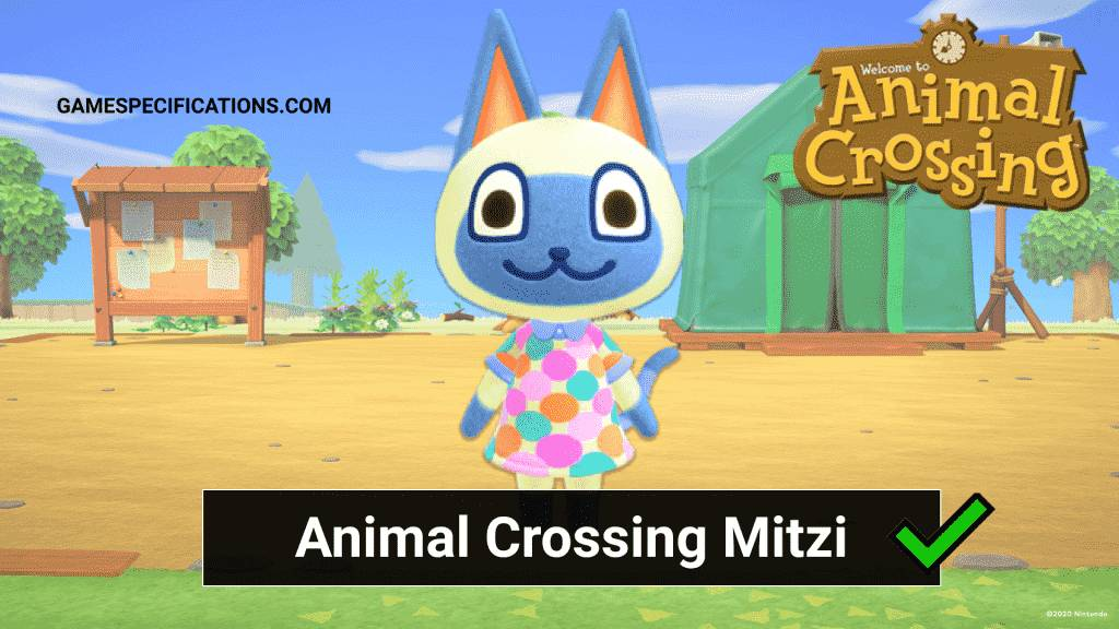 Mitzi Animal Crossing
