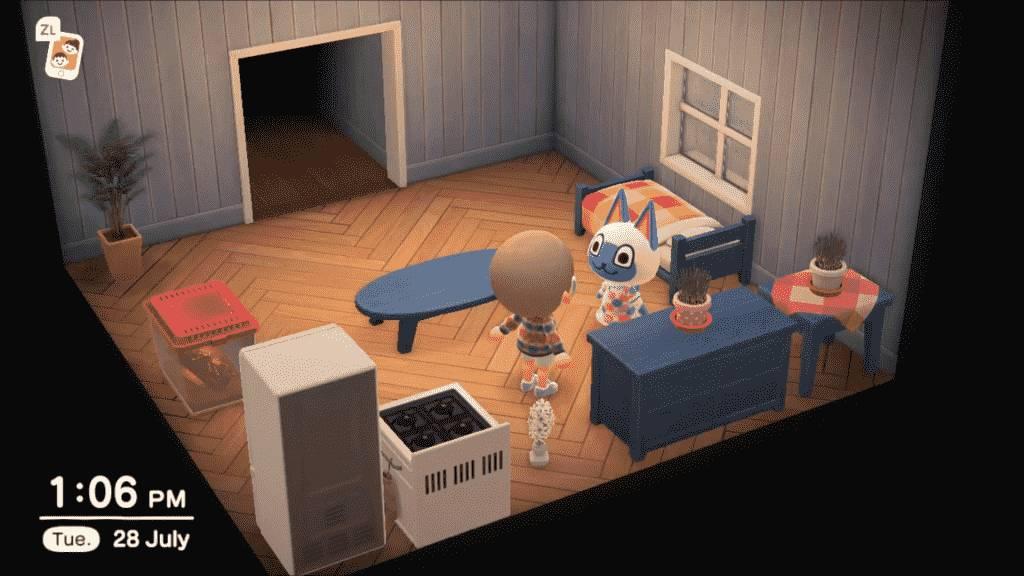 Mitzi Animal Crossing Appearance