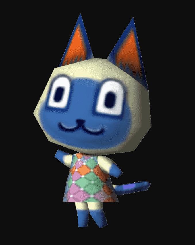 Mitzi Animal Crossing Bio