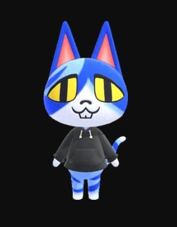 Animal Crossing Moe