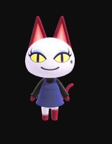 Animal Crossing Olivia