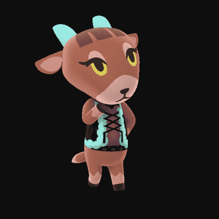 Pashmina Animal Crossing - Bio