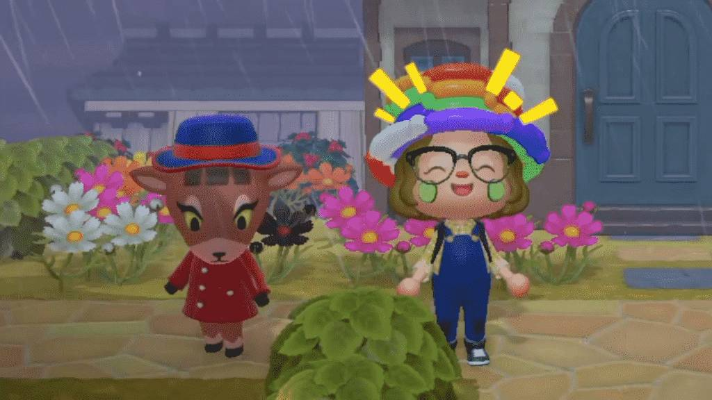 Pashmina Animal Crossing - Personality