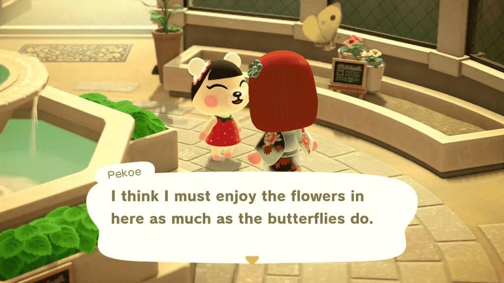 Pekoe Animal Crossing - Bio & Appearance