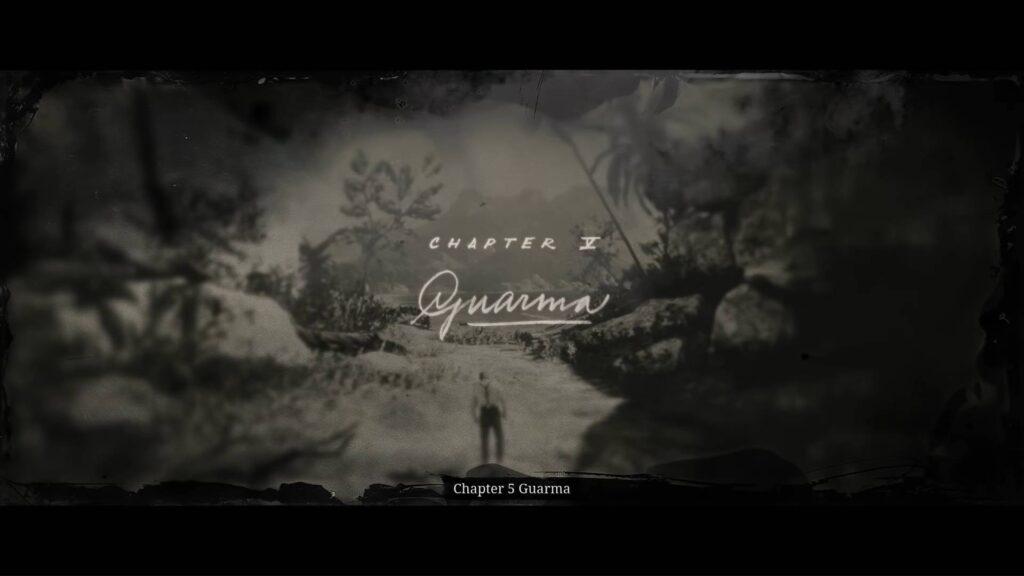 Red Dead Redemption 2 Guarma