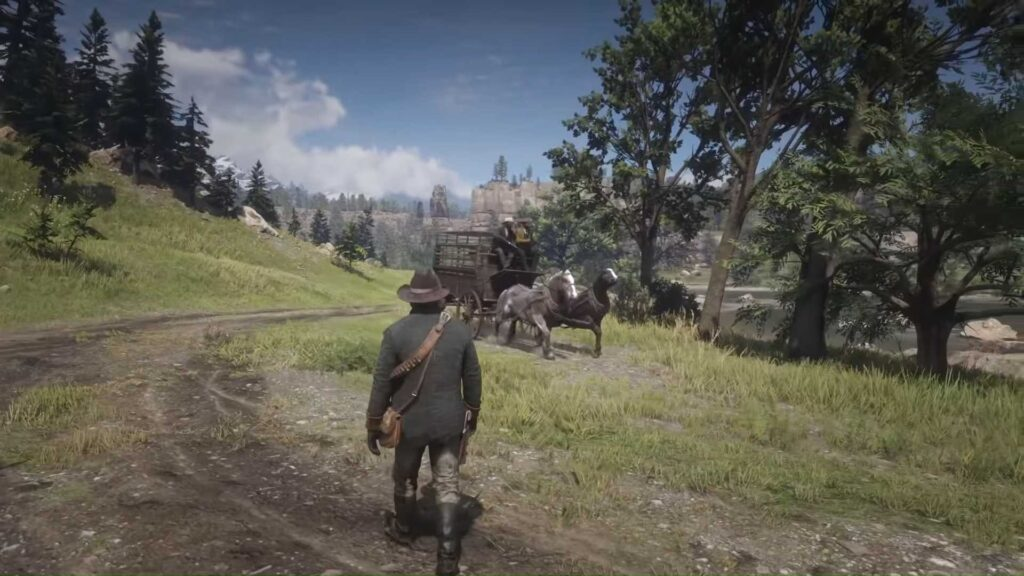 Red Dead Redemption 2 Tips D-pad