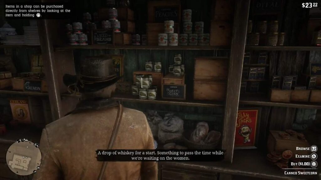 Red Dead Redemption 2 Tips General Store