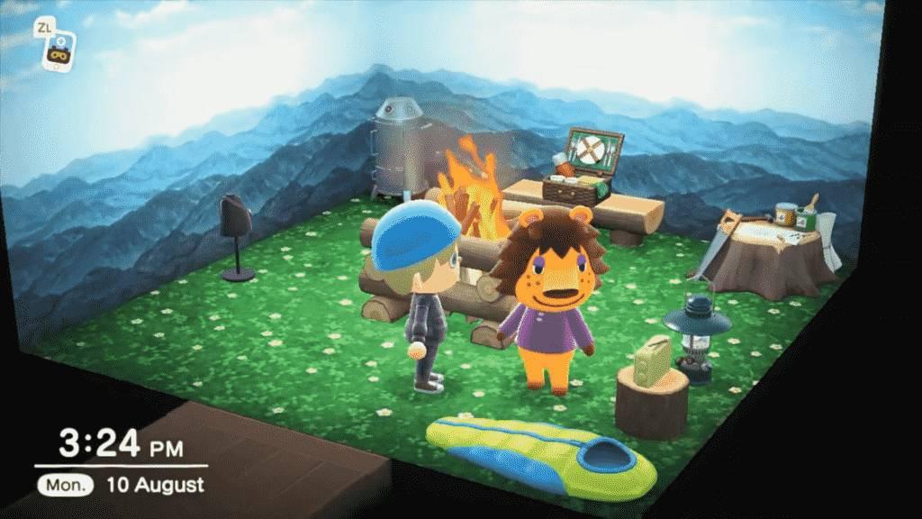 Rex Animal Crossing Appearance