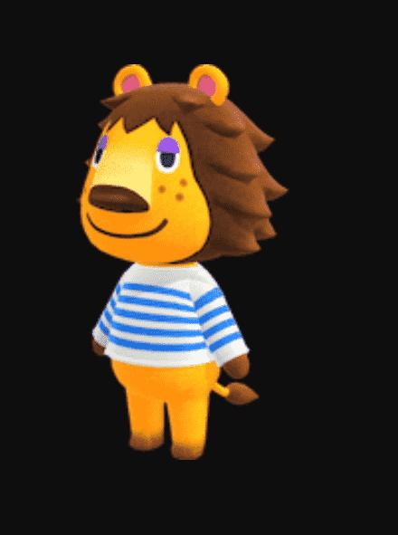 Rex Animal Crossing Biography