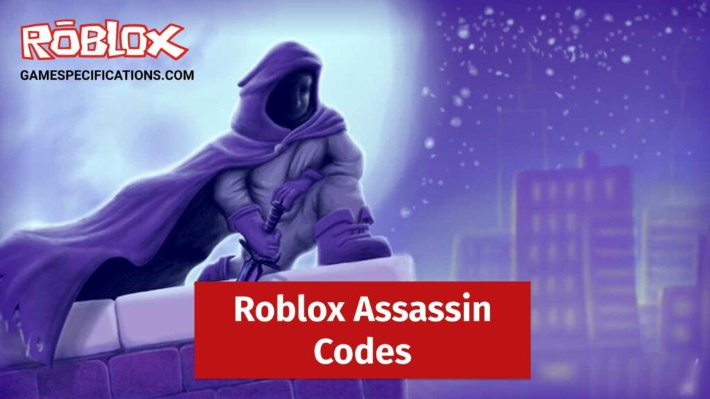 Roblox Assassin Codes