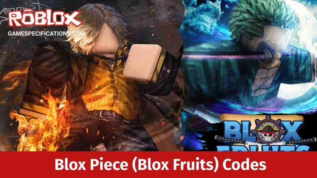 Roblox Blox Piece Codes