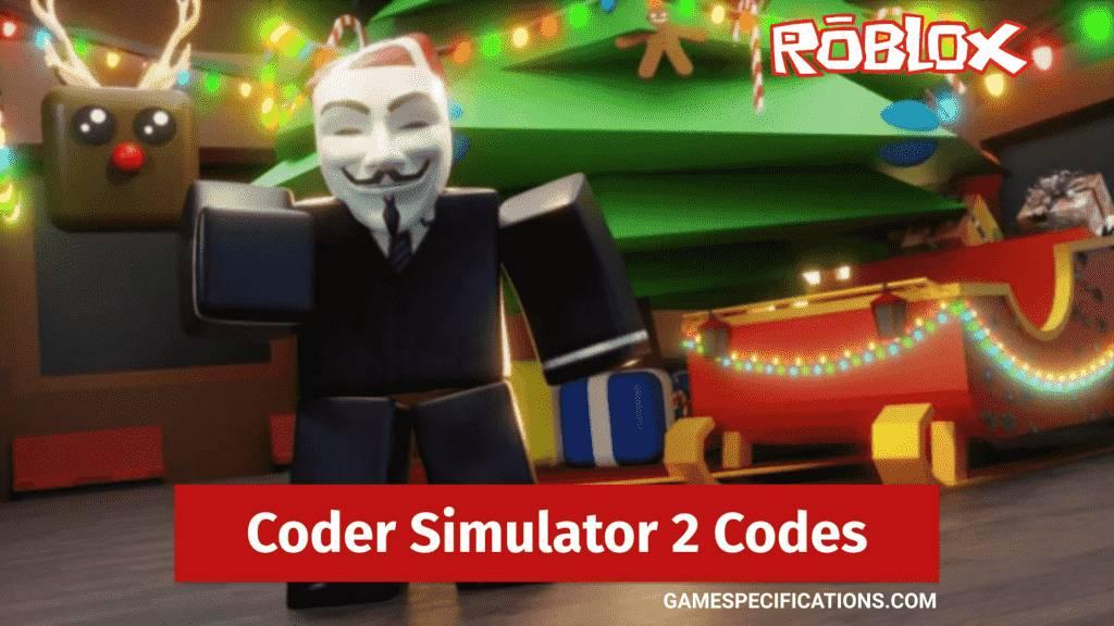 Roblox Coder Simulator 2 Codes