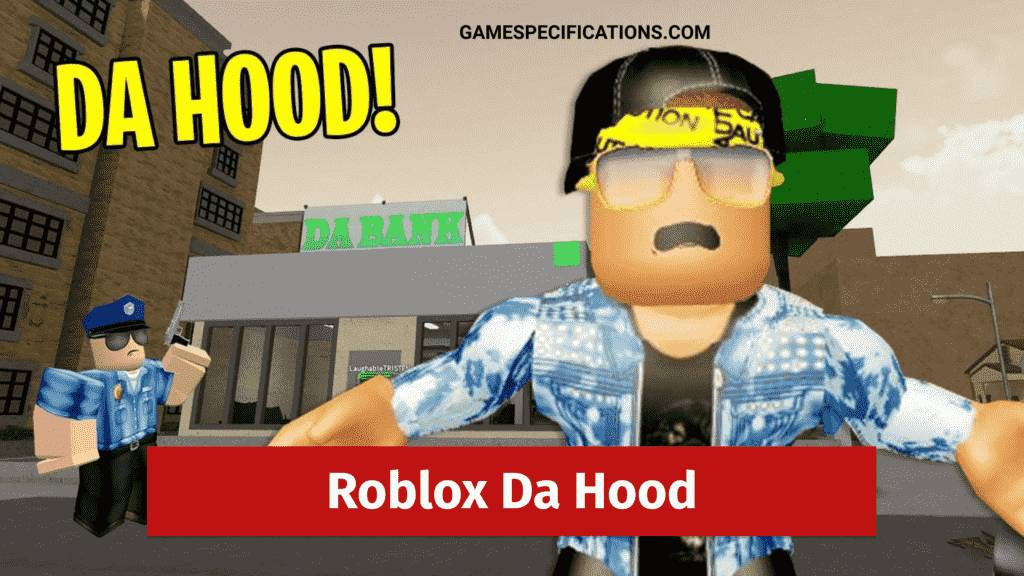 Roblox Da Hood
