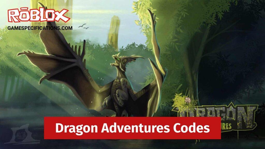 Roblox Dragon Adventures Codes