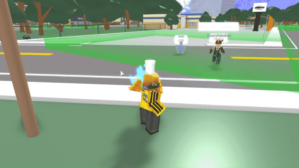 Roblox Elemental Power Simulator Gameplay