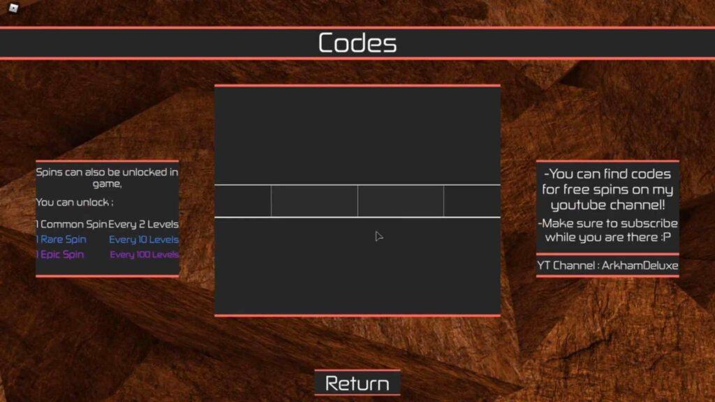 Redeem Roblox Heroes Online Codes
