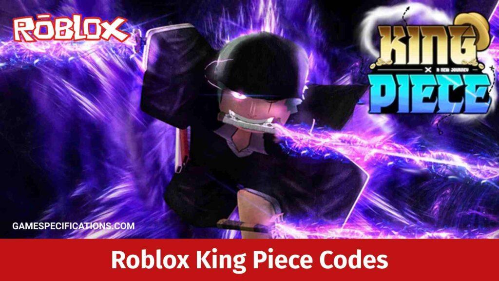 Roblox King Piece Codes