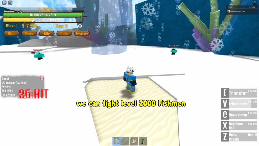 Roblox King Piece Gameplay