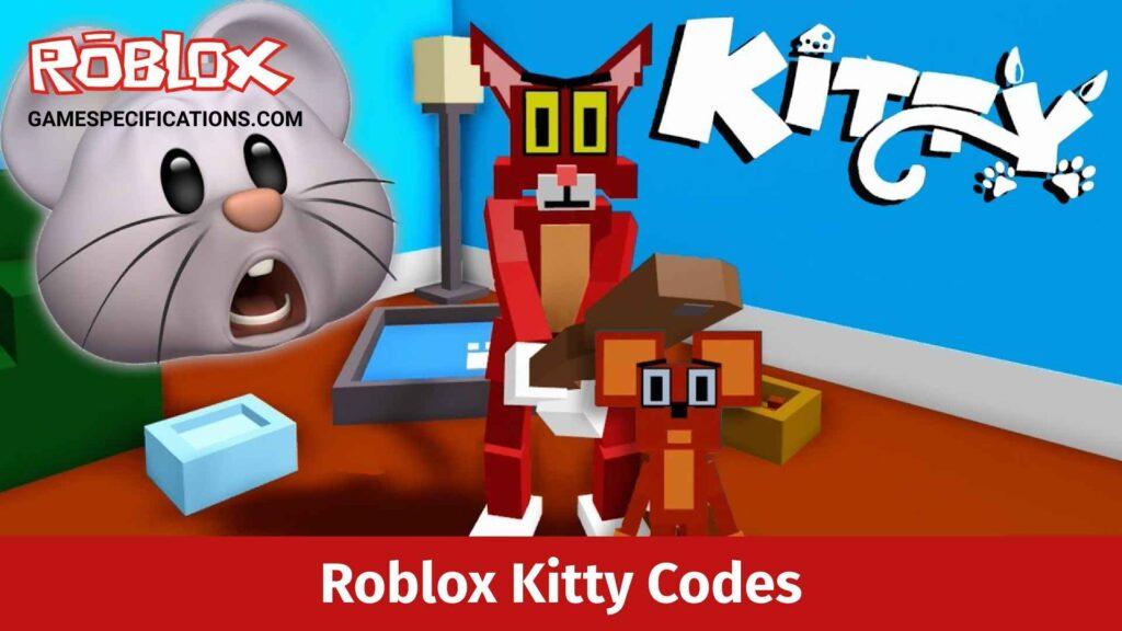 Roblox Kitty Codes