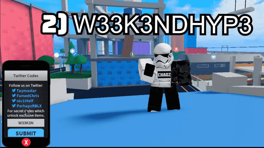 Roblox Mad City Using Codes